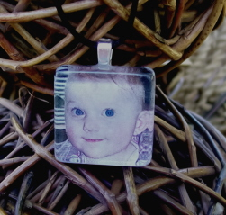 Photo Pendants Example